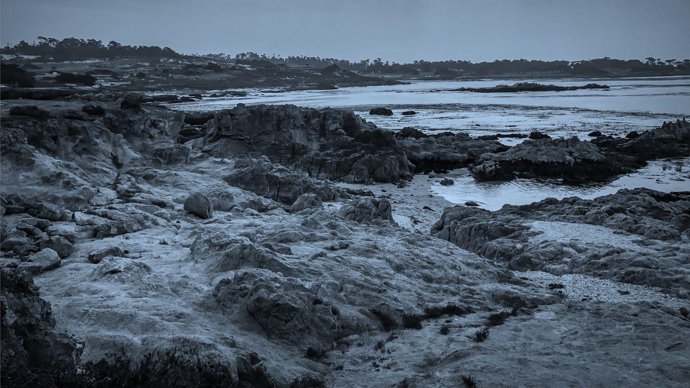 加州17英里,海边的奇形礁石_图1-8