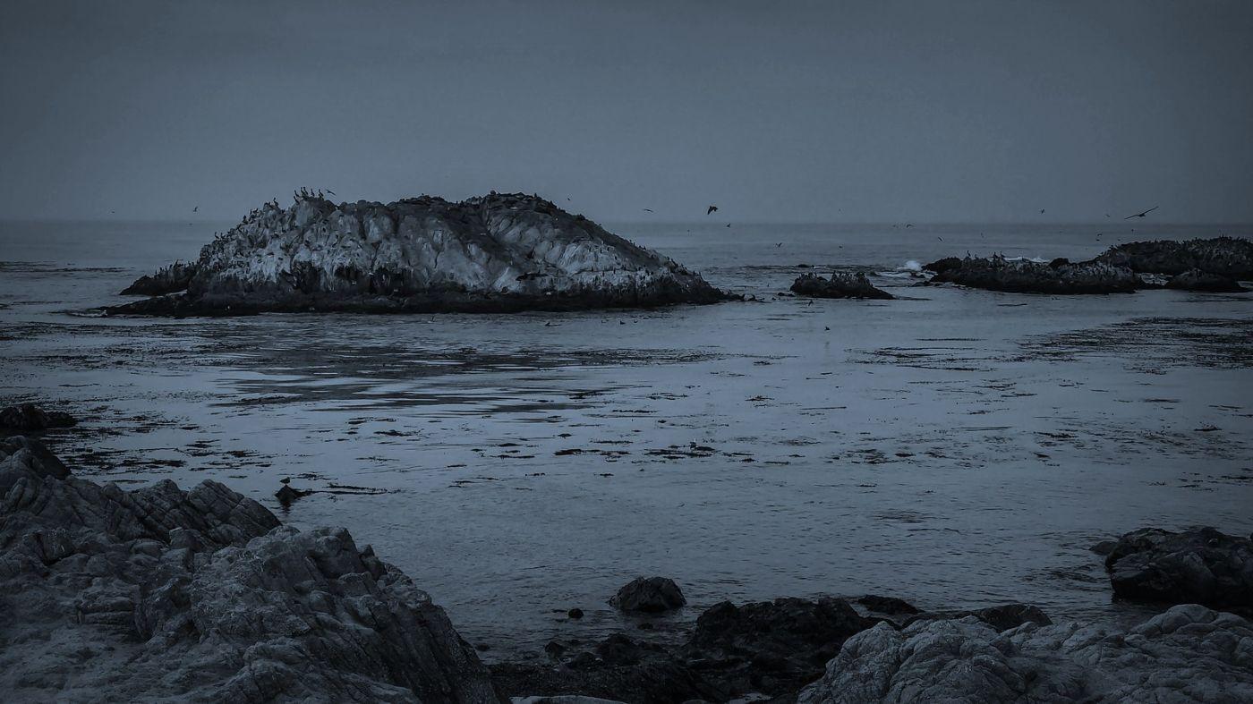 加州17英里,海边的奇形礁石_图1-16