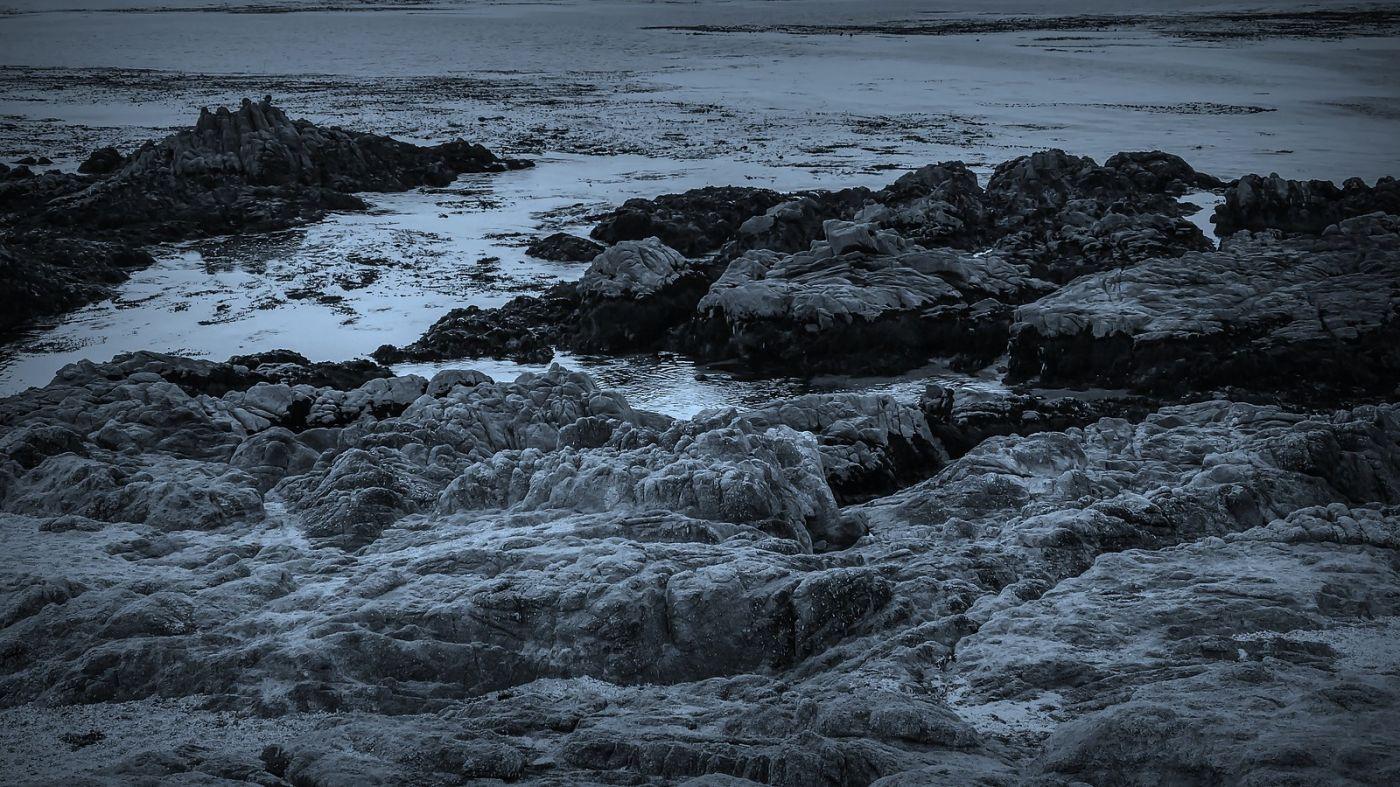 加州17英里,海边的奇形礁石_图1-15