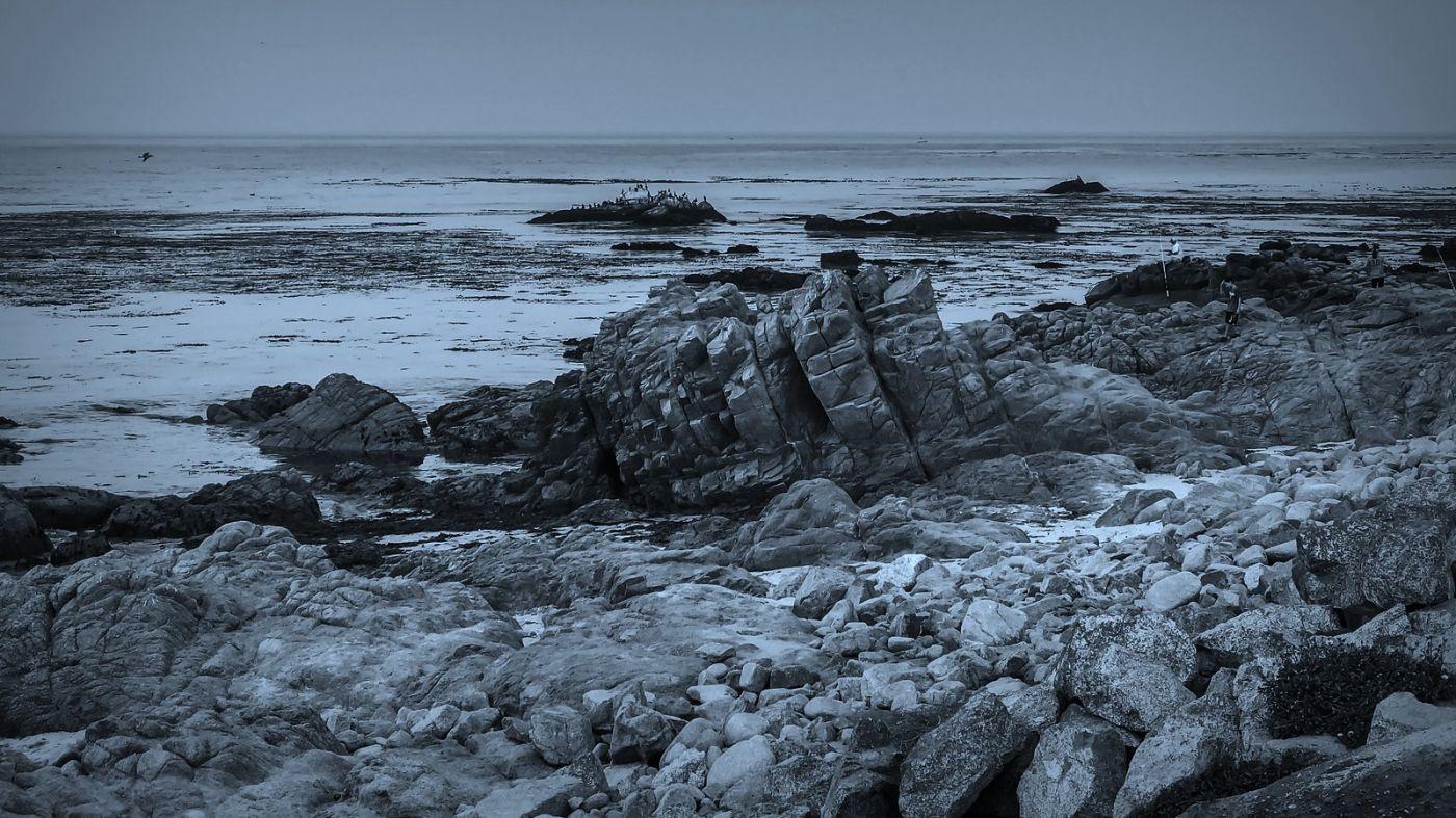 加州17英里,海边的奇形礁石_图1-18