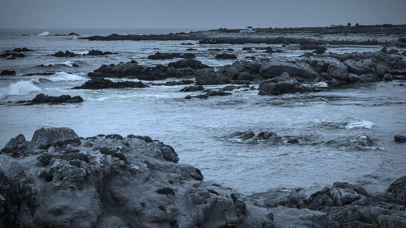 加州17英里,海边的奇形礁石_图1-20