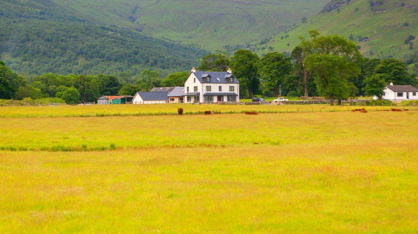 苏格兰见闻,乡间的生活_图1-2