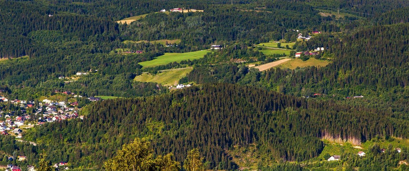 挪威利勒哈默尔(Lillehammer),美丽的小城依山傍水_图1-21