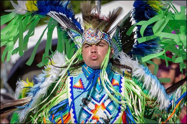Powwow 2017 28届美洲印第安原住民庆典_图1-1