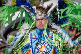 Powwow 2017 28届美洲印第安原住民庆典