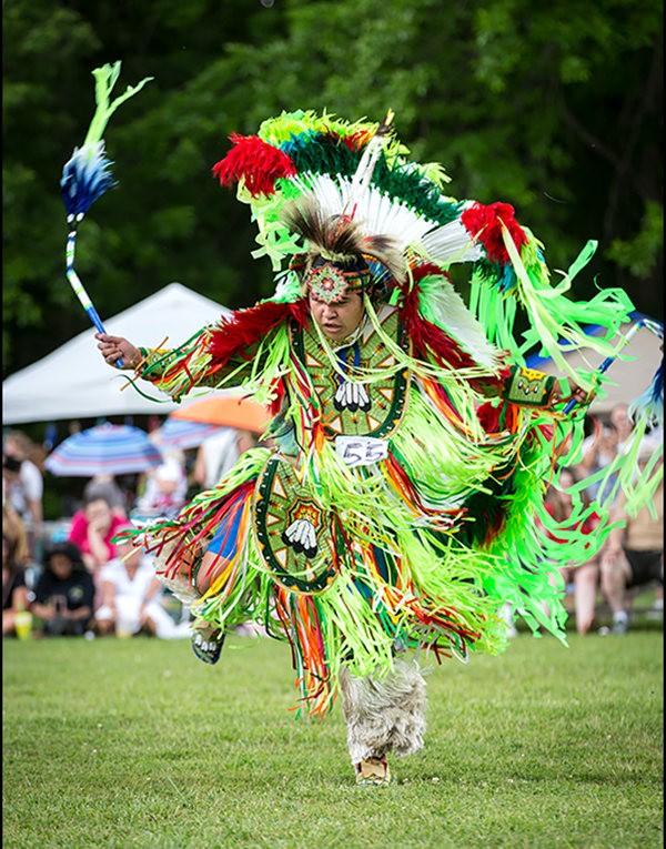 Powwow 2017 28届美洲印第安原住民庆典_图1-2