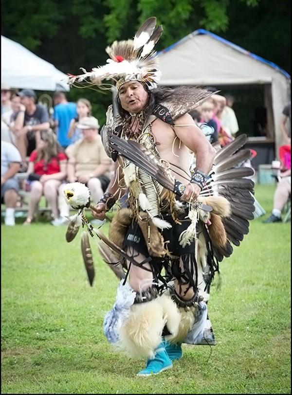 Powwow 2017 28届美洲印第安原住民庆典_图1-3