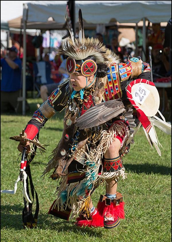 Powwow 2017 28届美洲印第安原住民庆典_图1-5