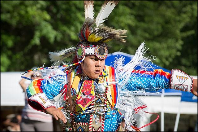 Powwow 2017 28届美洲印第安原住民庆典_图1-7