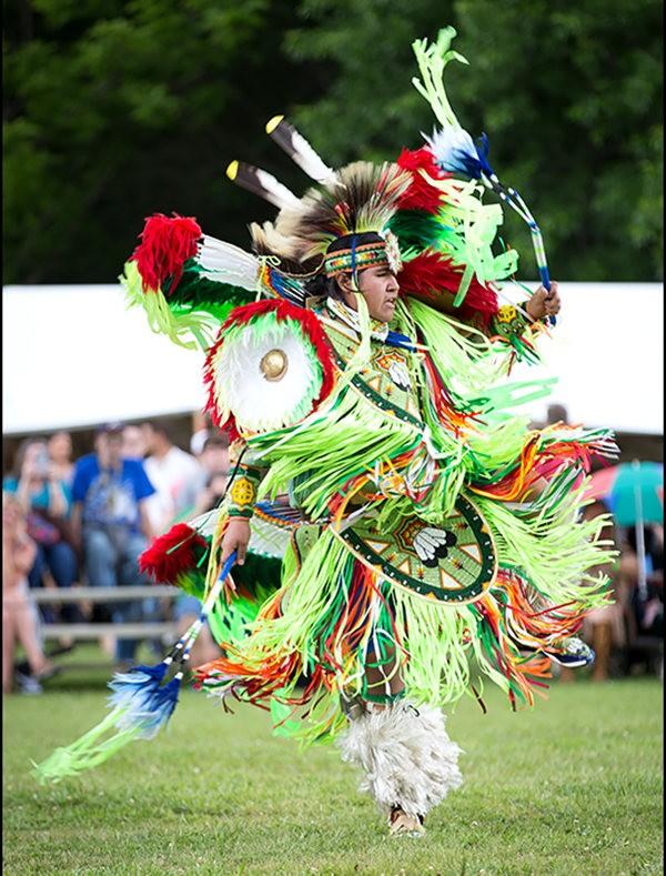 Powwow 2017 28届美洲印第安原住民庆典_图1-8