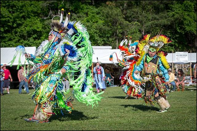 Powwow 2017 28届美洲印第安原住民庆典_图1-9