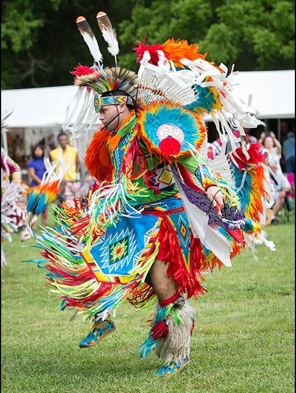 Powwow 2017 28届美洲印第安原住民庆典_图1-10