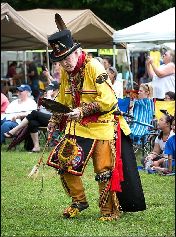 Powwow 2017 28届美洲印第安原住民庆典_图1-11