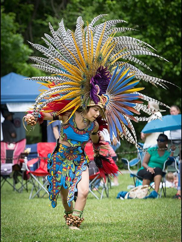 Powwow 2017 28届美洲印第安原住民庆典_图1-12