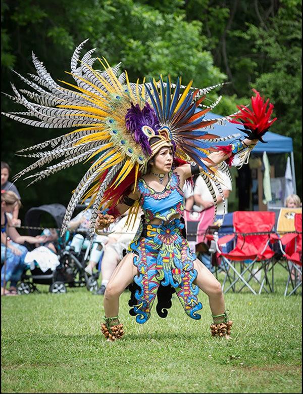 Powwow 2017 28届美洲印第安原住民庆典_图1-13