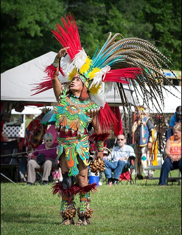 Powwow 2017 28届美洲印第安原住民庆典_图1-14