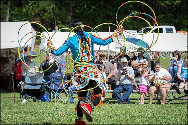 Powwow 2017 28届美洲印第安原住民庆典_图1-16