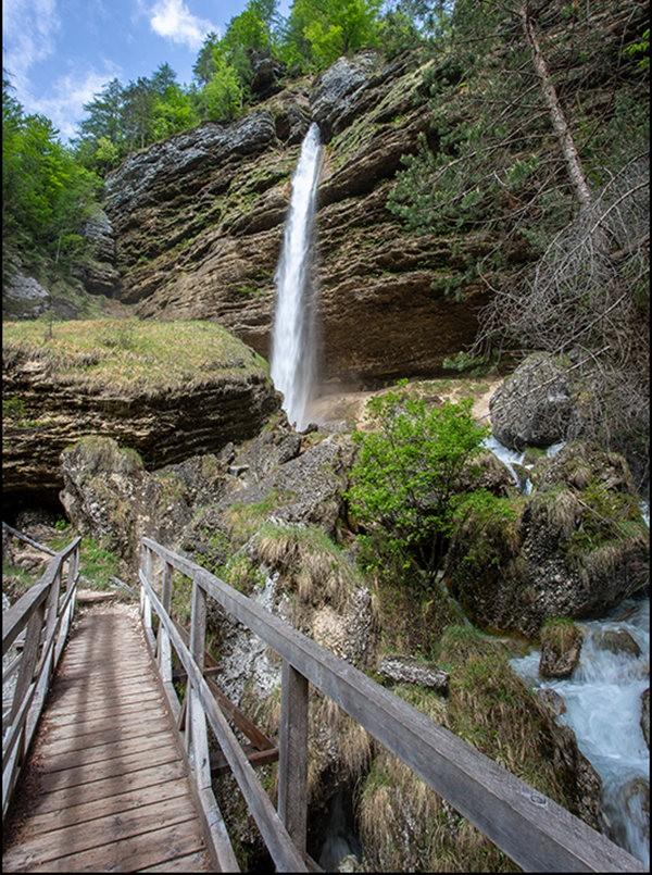 博希尼湖看瀑布_图1-8