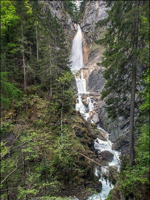 博希尼湖看瀑布_图1-14