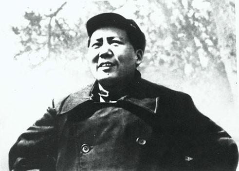 毛泽东:为永久和平而战!_图1-1