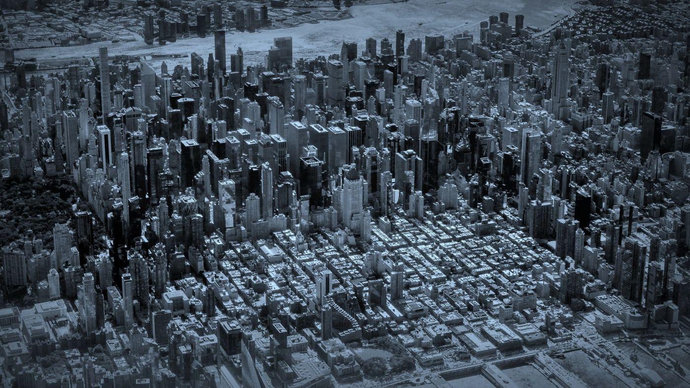 紐約上空,尋找自由女人像_圖1-9