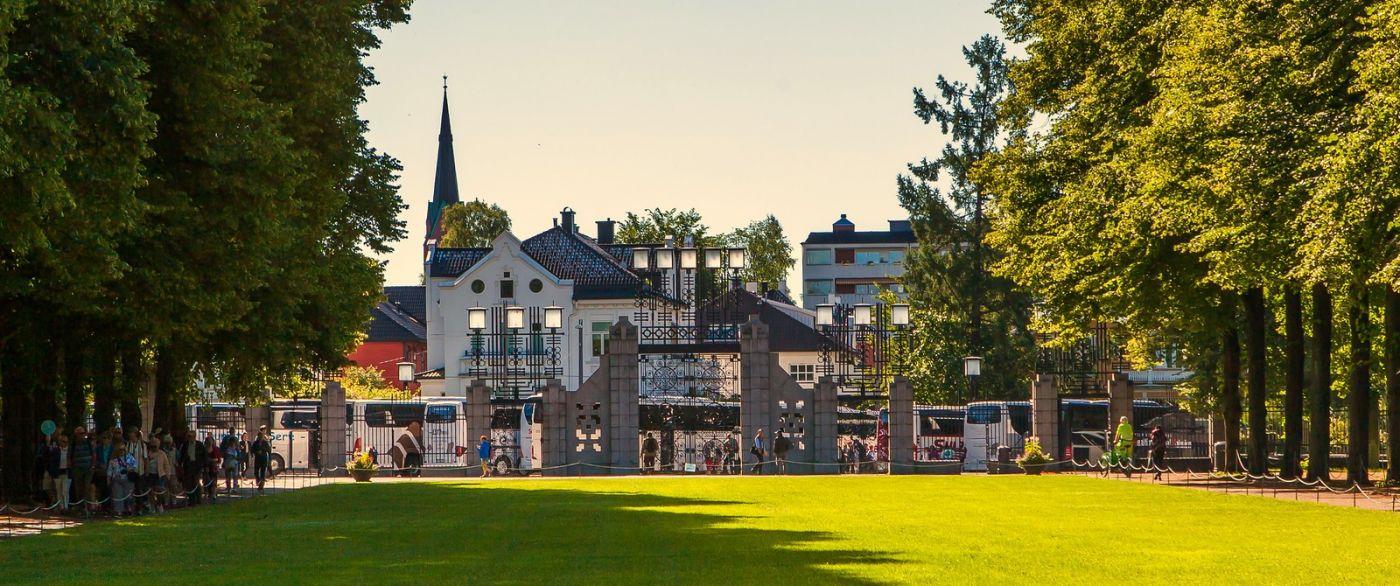 挪威维格兰雕塑公园,很著名的景点_图1-8