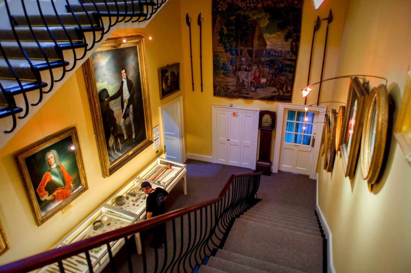 苏格兰Inveraray城堡,主人的神秘生活_图1-4