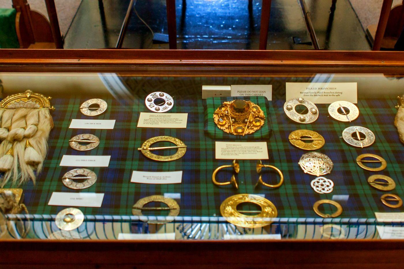 苏格兰Inveraray城堡,主人的神秘生活_图1-9