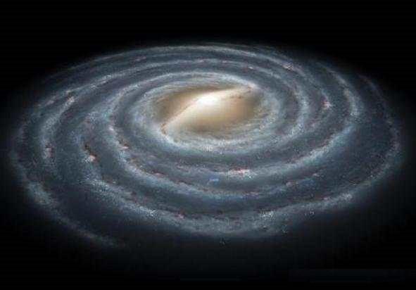 【原创】重大发现,太阳公转竟然与银河系自转的速度同步_图1-1