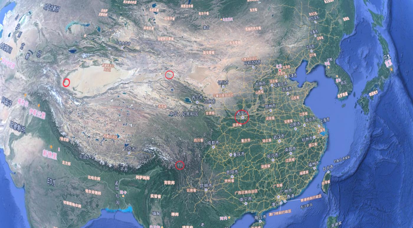中国未来的新的中心城市_图1-1