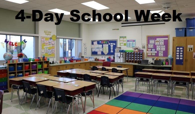 美国部分公校实行每周上四天学,你对此怎么看?_图1-1