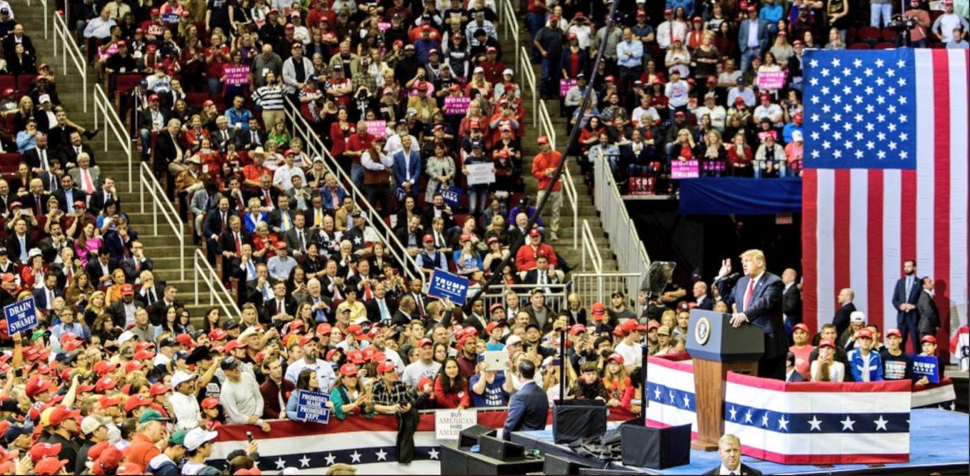 美媒报道:近期特朗普支持率大幅上升_图1-1