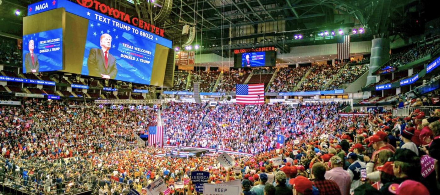美媒报道:近期特朗普支持率大幅上升_图1-2