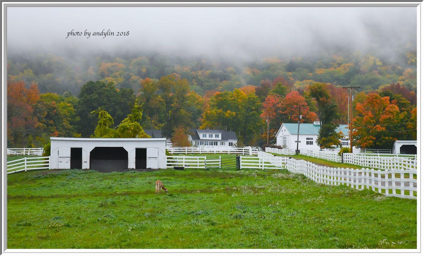 金秋的新英格兰风光,如同童话般的世界_图1-8