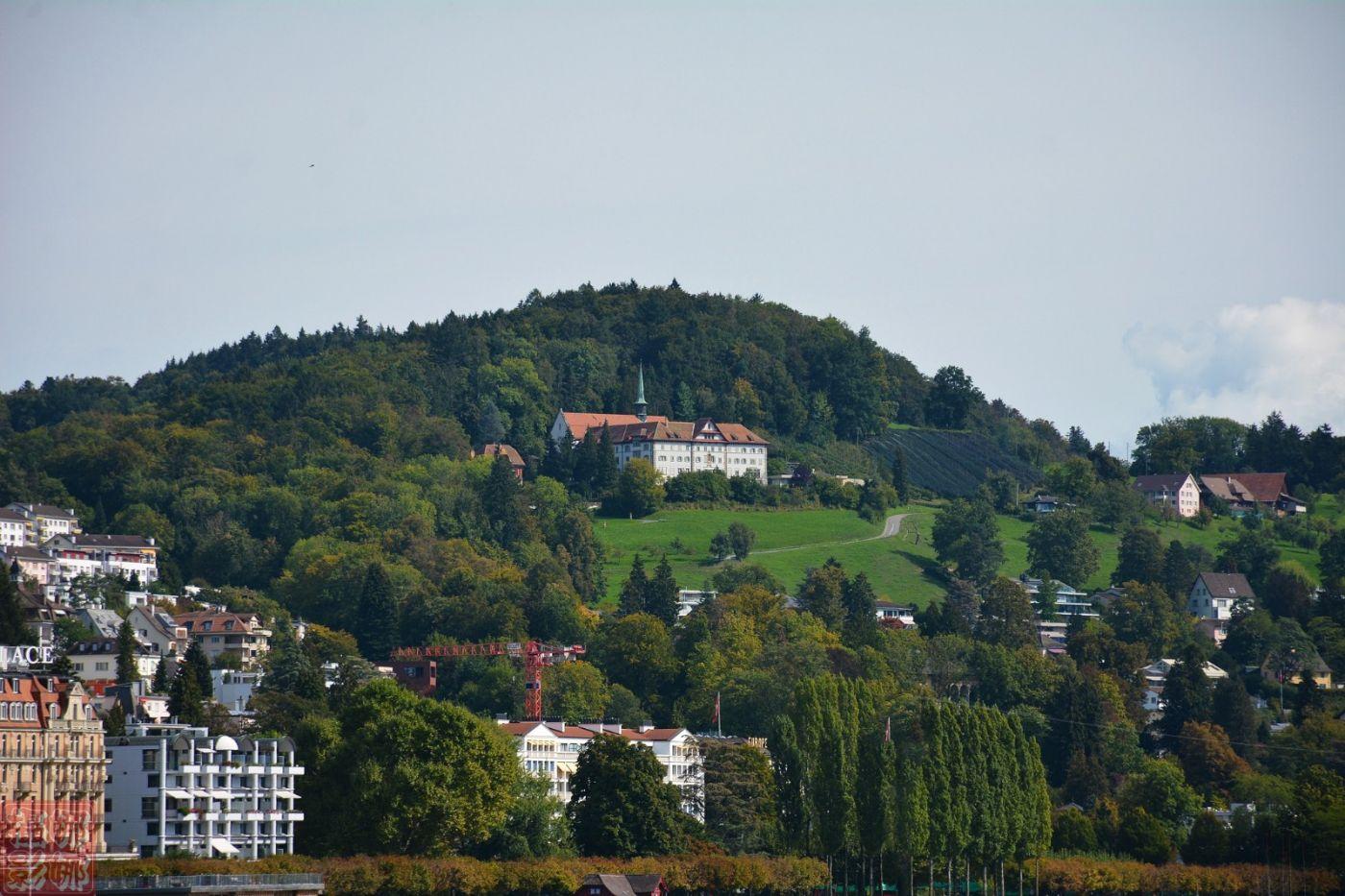 瑞士卢塞恩湖畔风光(一)_图1-8