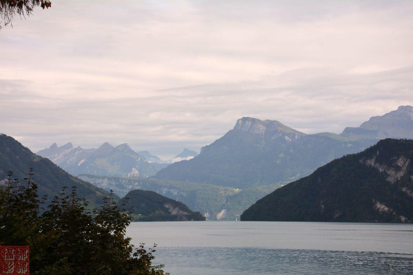 瑞士卢塞恩湖畔风光(二)_图1-1