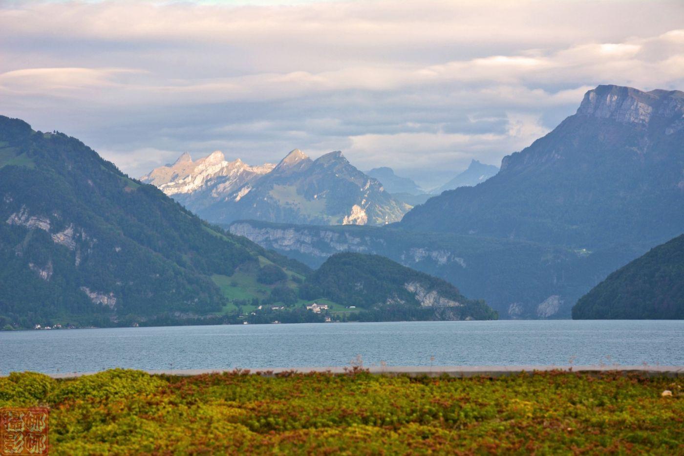 瑞士卢塞恩湖畔风光(二)_图1-4
