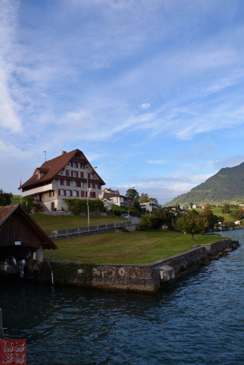 瑞士卢塞恩湖畔风光(二)_图1-7