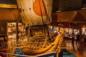 挪威kon tiki博物馆,探险勇士