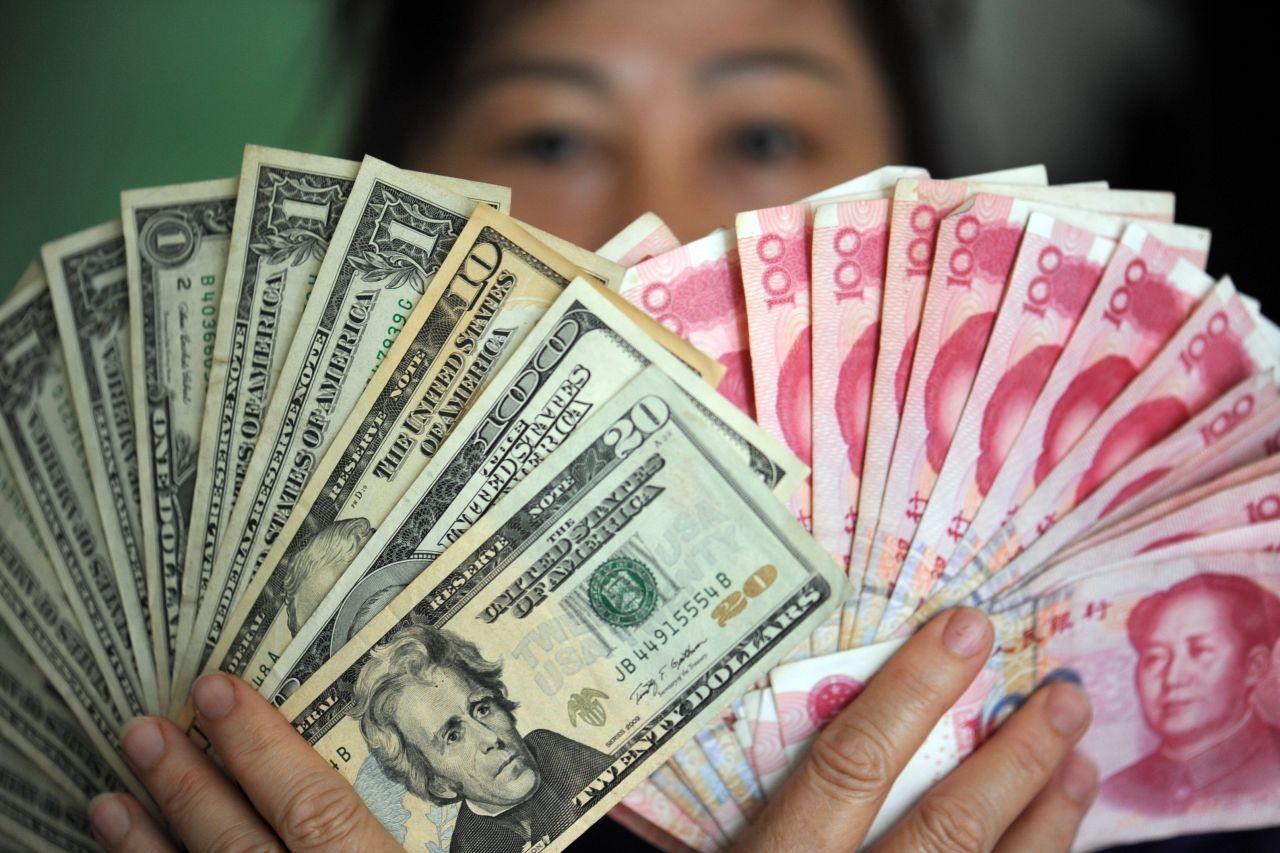 人民币面临贬值压力:会不会破7?_图1-1
