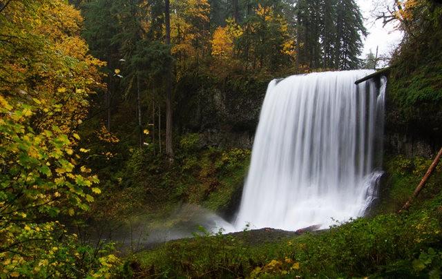 秋在银瀑布公园_图1-13