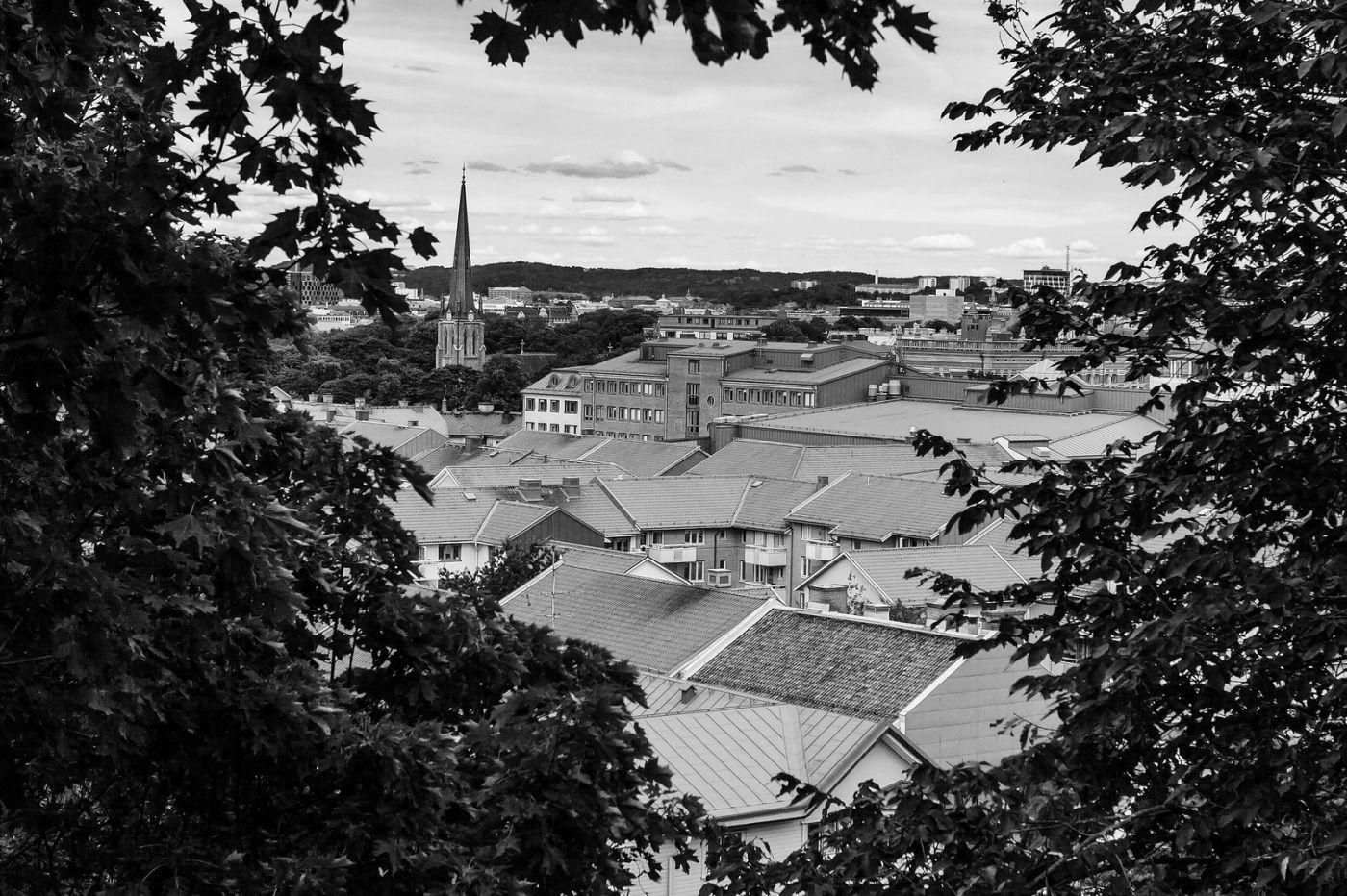 瑞典哥德堡,黑白世界_图1-5