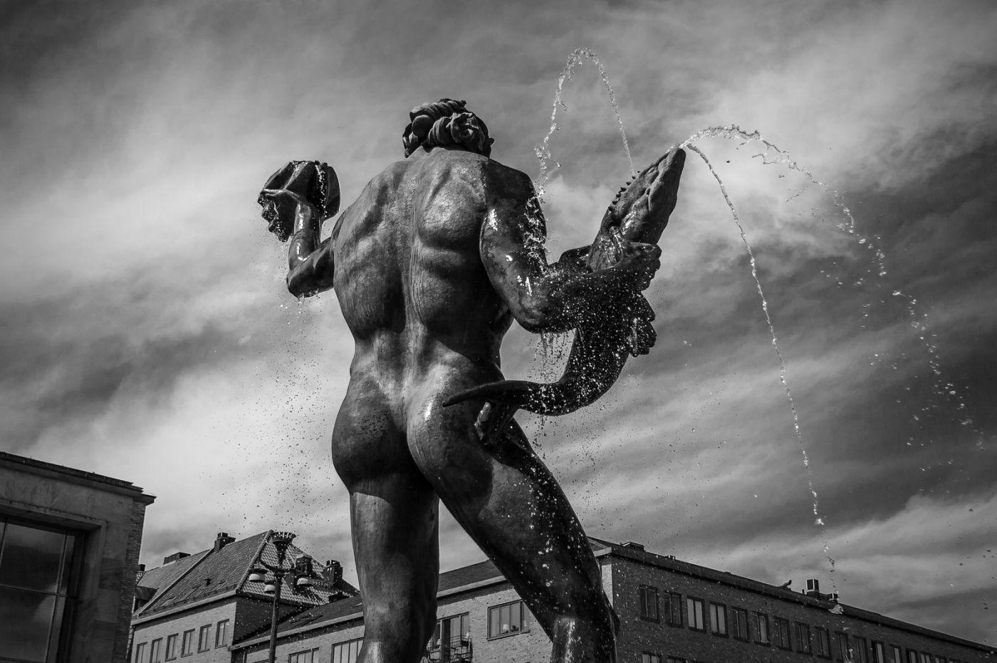 瑞典哥德堡,黑白世界_图1-14