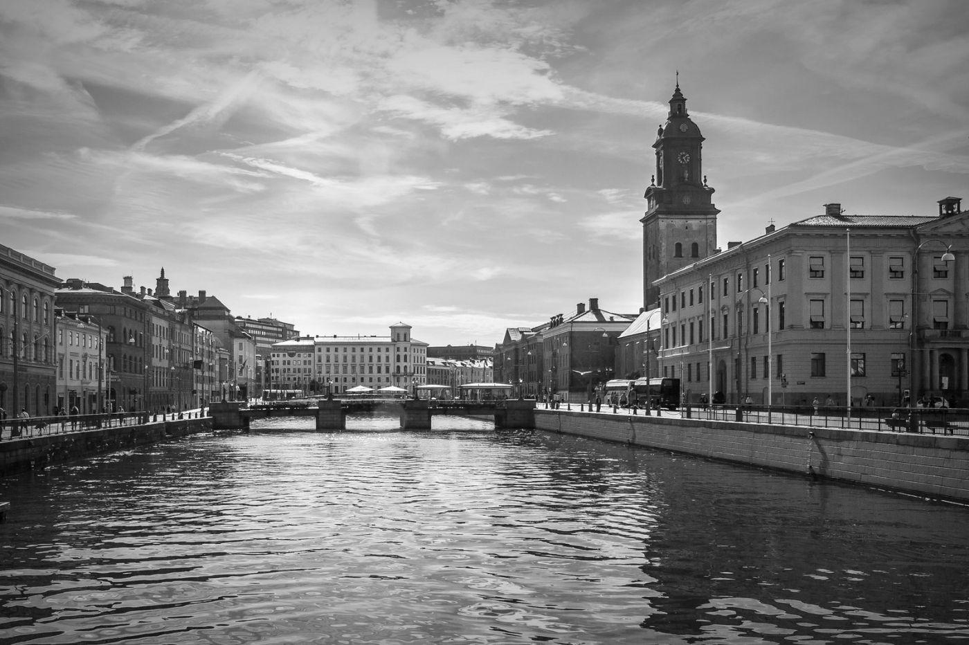 瑞典哥德堡,黑白世界_图1-18