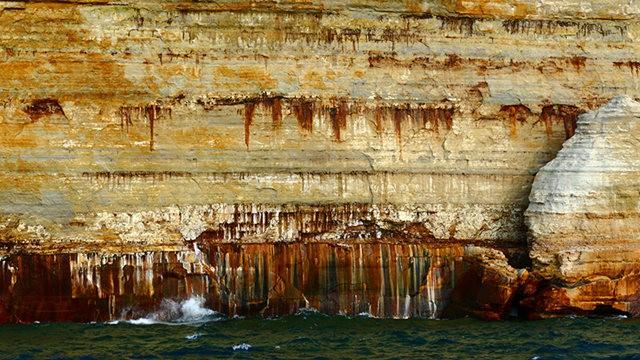 图画岩在密西根_图1-6