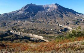 重生的圣海伦火山