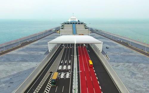 """港珠澳大桥隔开的什么""""境""""?_图1-1"""