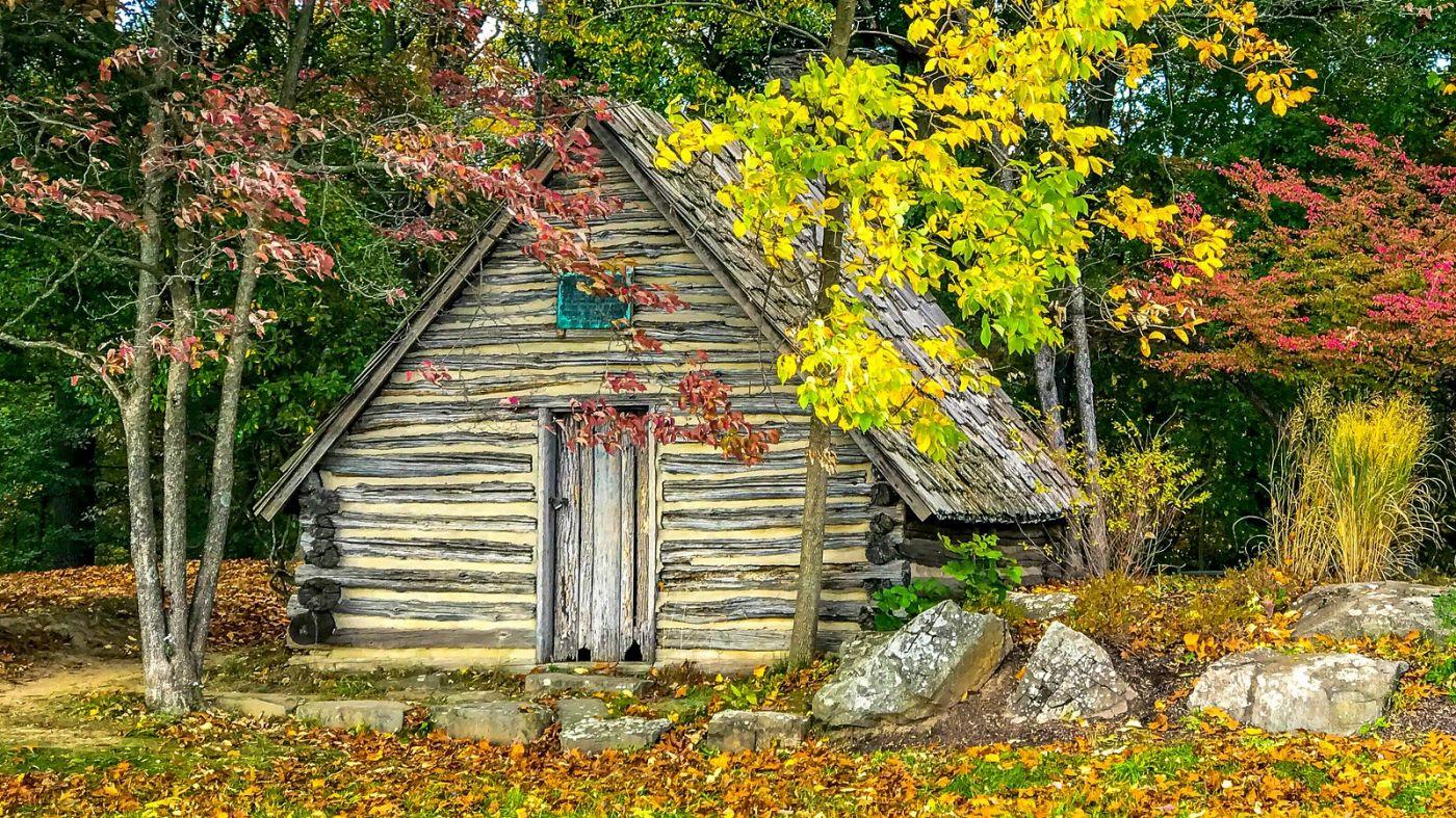 宾州的福吉谷,入秋的景色_图1-4
