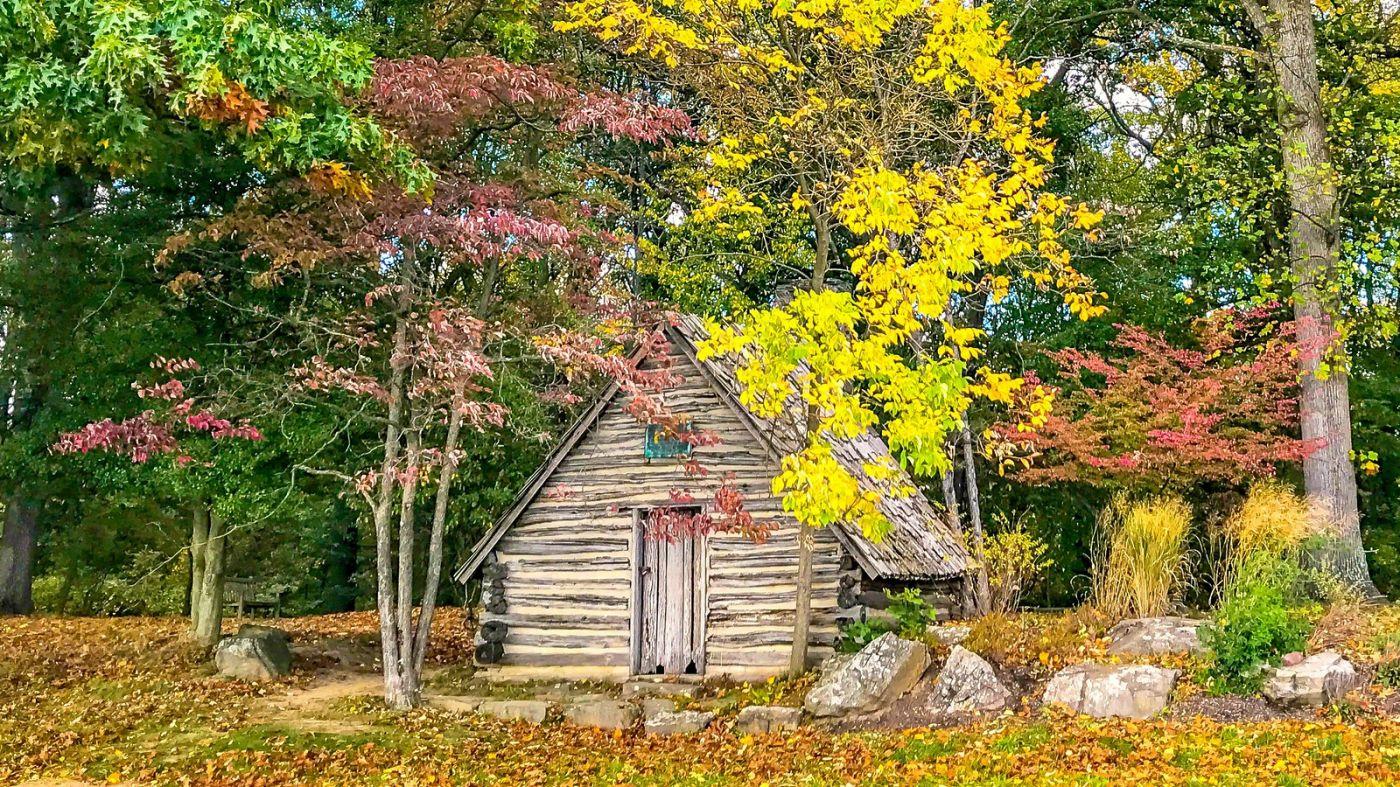 宾州的福吉谷,入秋的景色_图1-8
