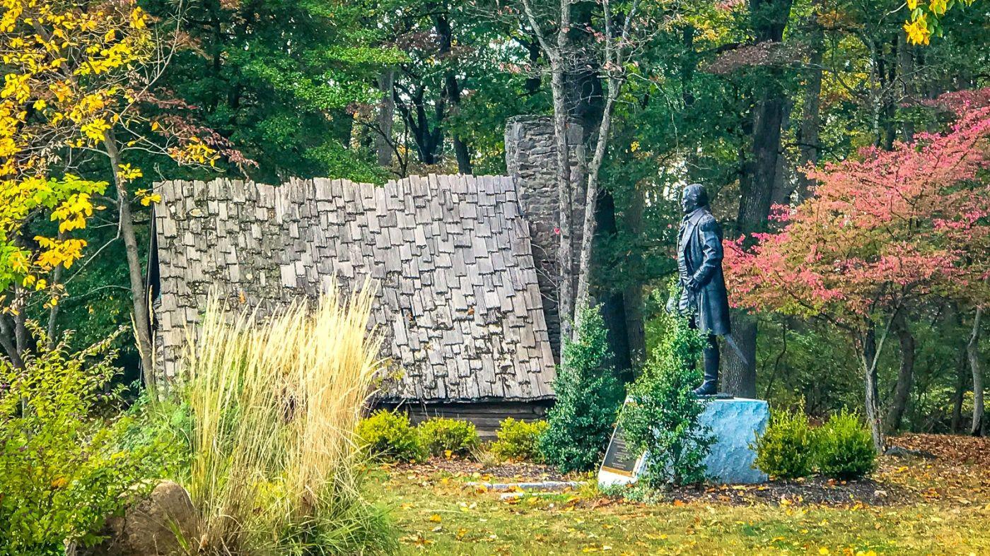 宾州的福吉谷,入秋的景色_图1-12